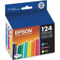 Epson T125420 Discount Ink Cartridge Value Pack