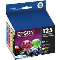Epson T125120-BCS Discount Ink Cartridge Combo-Pack