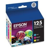 Epson T125520 Discount Ink Cartridge Value Pack