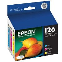 Epson T126520 Discount Ink Cartridge Value Pack