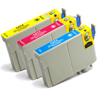 Epson T127520 Remanufactured Discount Ink Cartridge Multi Pack