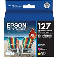 Epson T127520 Discount Ink Cartridge Value Pack