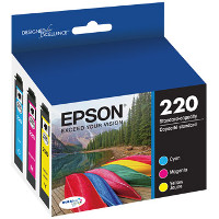 Epson T220520 Discount Ink Cartridge Multi Pack