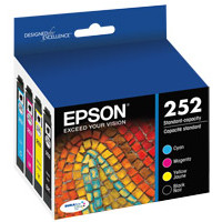 Epson T252120-BCS Discount Ink Cartridge Combo Pack