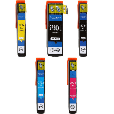 Remanufactured Epson T273XL020 / T273XL120 / T273XL220 / T273XL320 / T273XL420 ( T273XL120 ) Multicolor Discount Ink Cartridge