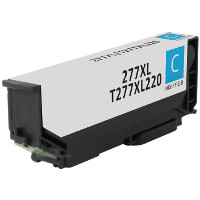 Remanufactured Epson T277XL220 Cyan Discount Ink Cartridge