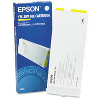 Epson T408011 yellow Discount Ink Cartridge