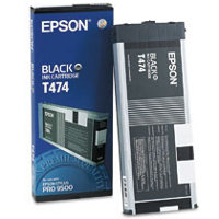 Epson T474011 Black Discount Ink Cartridge
