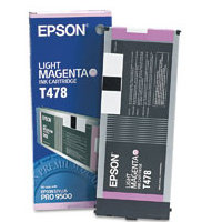 Epson T478011 Light Magenta Discount Ink Cartridge