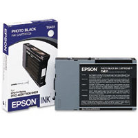 Epson T543100 Ultrachrome Photo Black Discount Ink Cartridge