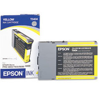 Epson T543400 Ultrachrome Photo Yellow Discount Ink Cartridge