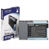 Epson T543500 Ultrachrome Photo Light Cyan Discount Ink Cartridge