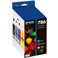 Epson T786120-BCS Discount Ink Cartridge MultiPack