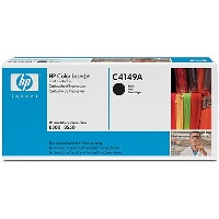 Hewlett Packard HP C4149A Black Laser Cartridge