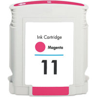 Hewlett Packard HP C4837AN ( HP 11 Magenta ) Remanufactured Discount Ink Cartridge