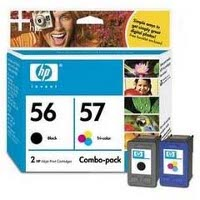 Hewlett Packard HP C9321FN ( HP 56/57 ) Discount Ink Cartridge Combo Pack