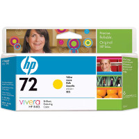 Hewlett Packard HP C9373A ( HP 72 Yellow ) Discount Ink Cartridge