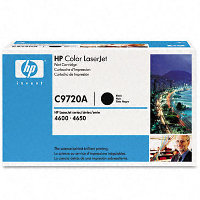 Hewlett Packard HP C9720A Black Laser Cartridge