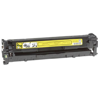Compatible HP CB542A Yellow Laser Cartridge
