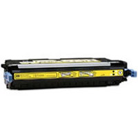 Compatible HP Q7562A Yellow Laser Cartridge