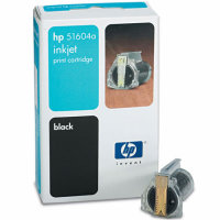 Hewlett Packard HP 51604A Black Discount Ink Cartridge