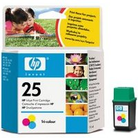 Hewlett Packard HP 51625A ( HP 25 ) Discount Ink Cartridge