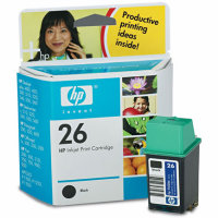 Hewlett Packard HP 51626A ( HP 26 ) Discount Ink Cartridge