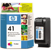 Hewlett Packard 51641A ( HP 41 ) Discount Ink cartridge