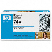 Hewlett Packard HP 92274A ( HP 74A ) Microfine Black Laser Cartridge