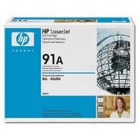 Hewlett Packard HP 92291A ( HP 91A ) Microfine Black Laser Cartridge