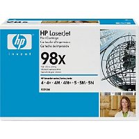 Hewlett Packard HP 92298X ( HP 98X ) High Capacity Black Laser Cartridge