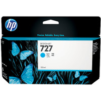 Hewlett Packard HP B3P19A ( HP 727 Cyan ) Discount Ink Cartridge
