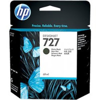OEM HP HP 727 Matte Black ( C1Q12A ) Matte Black Discount Ink Cartridge