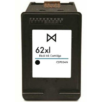 Hewlett Packard HP C2P05AN / HP 62XL Black Remanufactured Discount Ink Cartridge