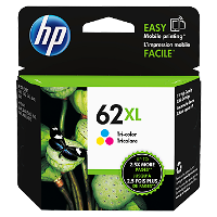 Hewlett Packard HP C2P07AN ( HP 62XL color ) Discount Ink Cartridge