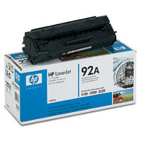 Hewlett Packard HP C4092A ( HP 92A ) Black Ultraprecise Laser Cartridge
