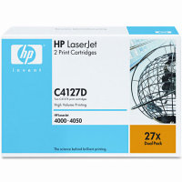 Hewlett Packard HP C4127D ( HP 27X ) Laser Cartridges