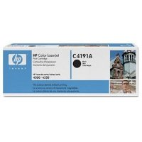 Hewlett Packard HP C4191A Black Ultraprecise Laser Cartridge