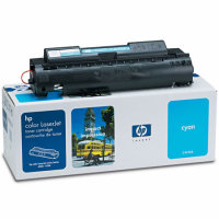 Hewlett Packard HP C4192A Cyan Ultraprecise Laser Cartridge