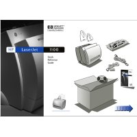 Hewlett Packard HP Laser Printer Service Manual