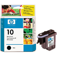 Hewlett Packard HP C4800A ( HP 10 Black ) Discount Ink Cartridge Printhead.