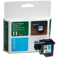 Hewlett Packard HP C4811A ( HP 11 Cyan ) Printhead for Cyan Discount Ink Cartridges
