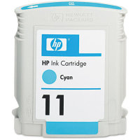 Hewlett Packard HP C4836AN ( HP 11 Cyan ) Discount Ink Cartridge