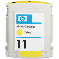 Hewlett Packard HP C4838AN ( HP 11 Yellow ) Discount Ink Cartridge