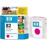 Hewlett Packard HP C4912A ( HP 82 magenta ) Discount Ink Cartridge