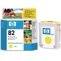 Hewlett Packard HP C4913A ( HP 82 yellow ) Discount Ink Cartridge