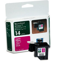Hewlett Packard HP C4922A ( HP 14 Magenta ) Printhead for Magenta Discount Ink Cartridges