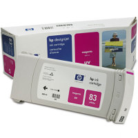 Hewlett Packard HP C4942A ( HP 83 ) Magenta UV Discount Ink Cartridge