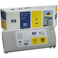 Hewlett Packard HP C4943A ( HP 83 ) Yellow UV Discount Ink Cartridge