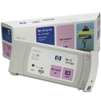 Hewlett Packard HP C4945A ( HP 83 ) Light Magenta UV Discount Ink Cartridge